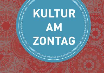 NEU: Kultur am Zontag